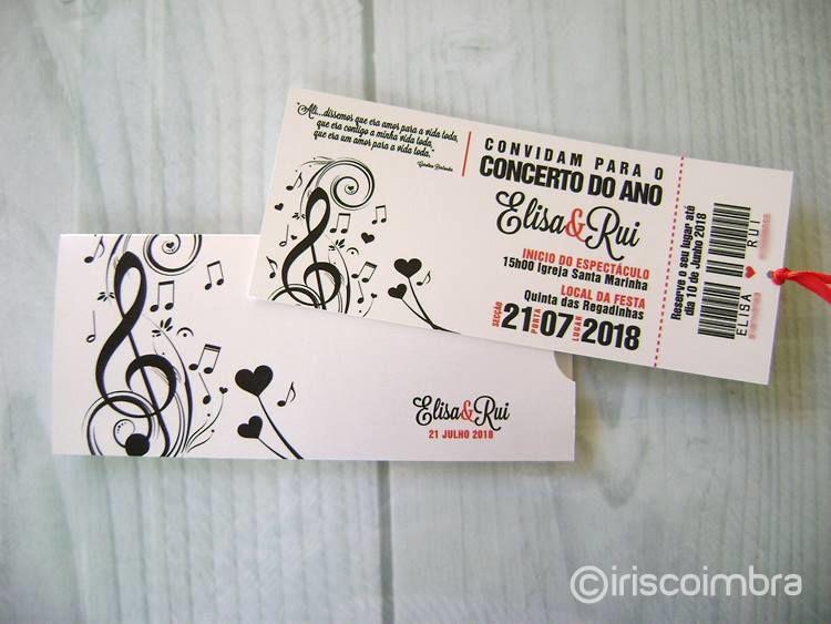 Iriscoimbra - Convites e Lembranças