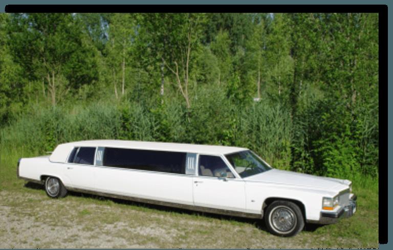Beispiel: Limousinen für Ihren Hochzeitstag, Foto: FUNCAB.