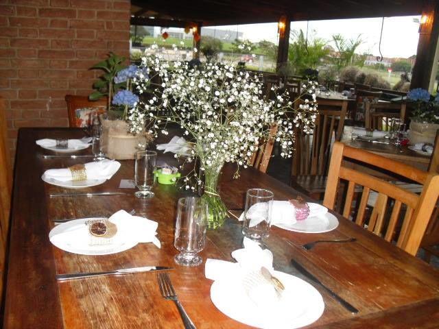 Restaurante Chácara de Minas