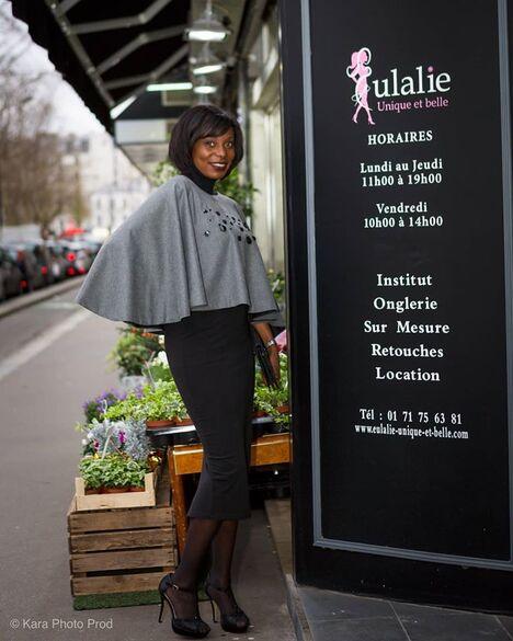 Eulalie unique et belle