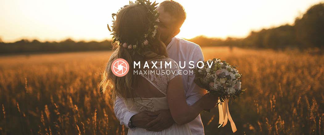 Видеограф - Максим Усов