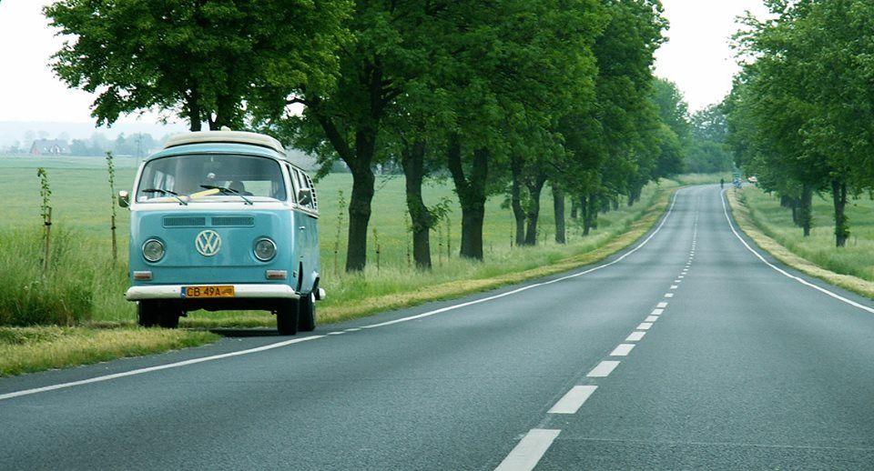 Volkswagen Ogórek do ślubu