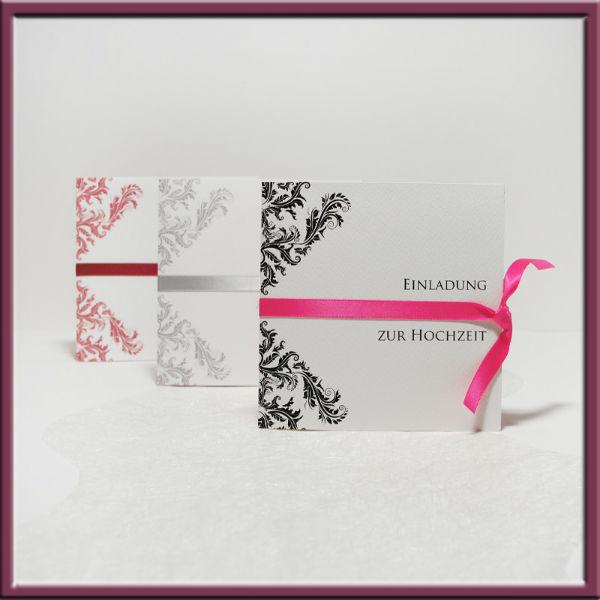 Beispiel: Einladungen für jeden Geschmack, Foto: Adam & Eva Hochzeitskarten.