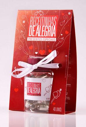 Receitinhas de Alegria - Prod. Original Completo - Tema Amor (Foto II)