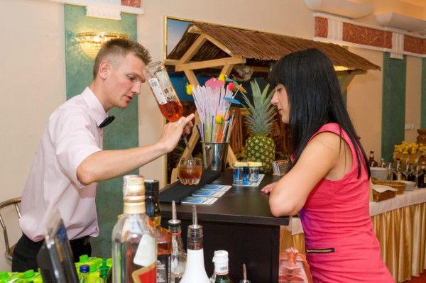 Barman i jego specjały
