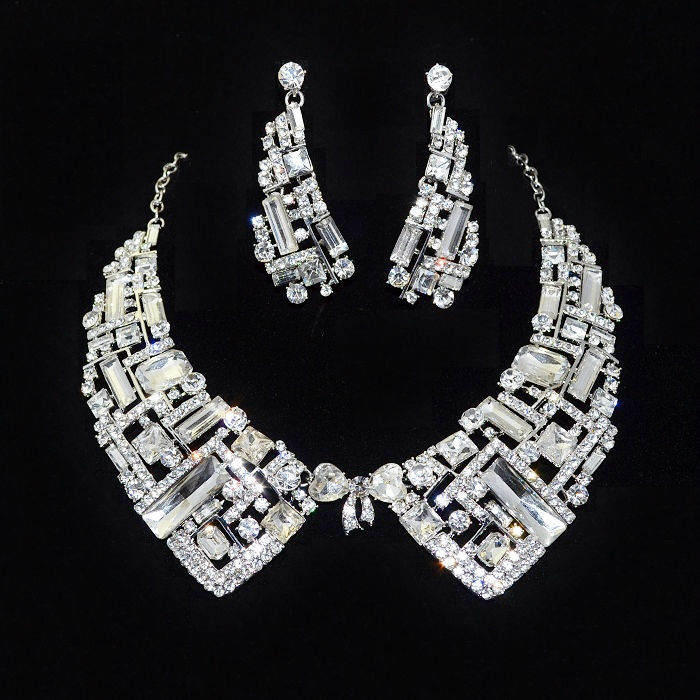 Parure de bijoux Spectacle - Bijoux de Mariage