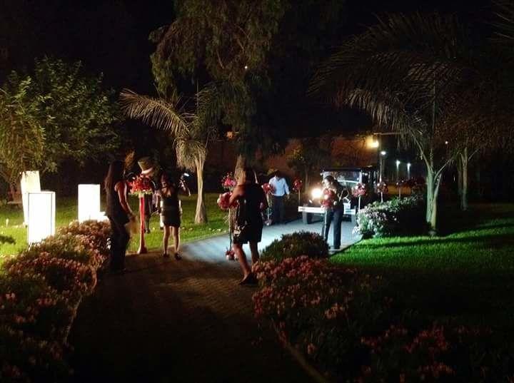 Casa los Rosales, Pachacamac (Lima)