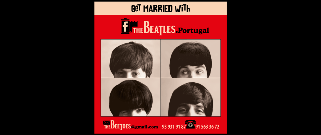 Casar Com Os BEATLES