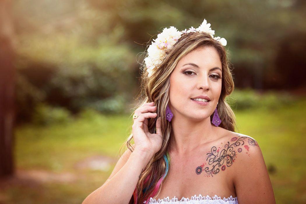 Lydia Arjona Make up & Hair. Maquillaje con aerógrafo,