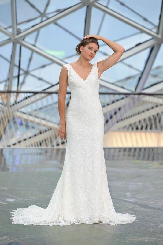 Brautmode by Semiha Bähr