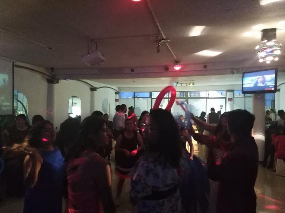 Eventos Sociales Ma De Lourdes