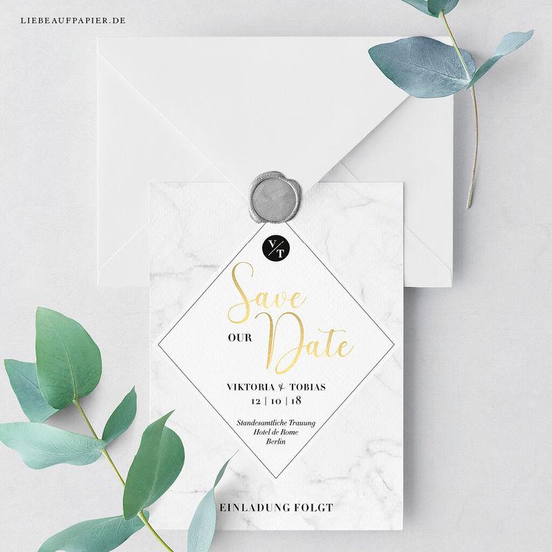 Liebe auf Papier