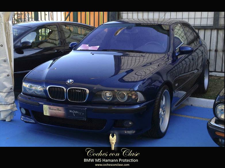 BMW M5 Hamann Protection