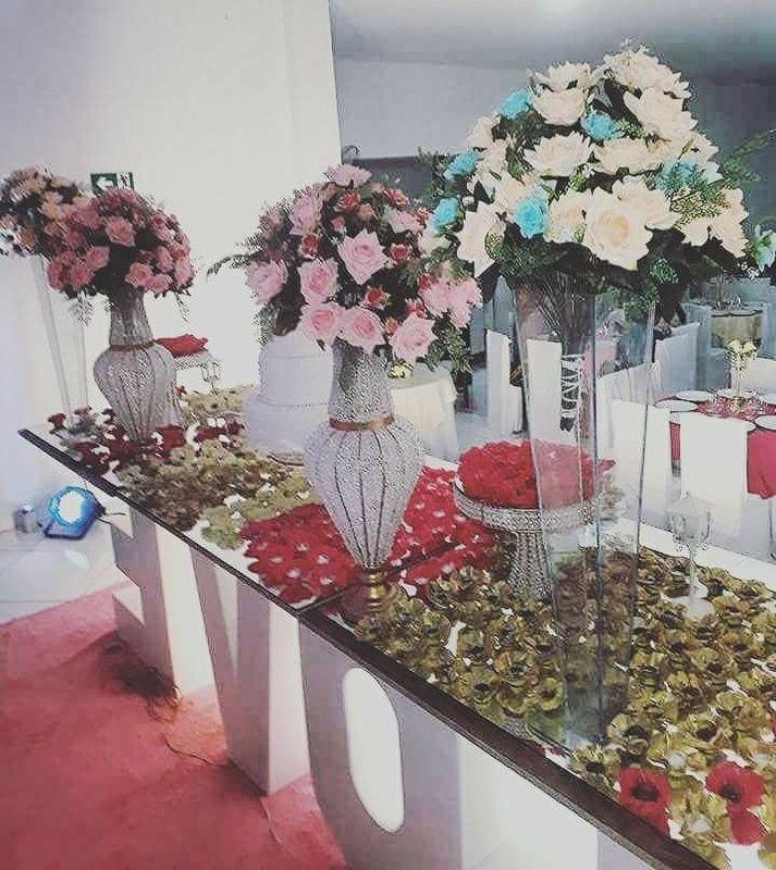 Buffet 7 Rosas