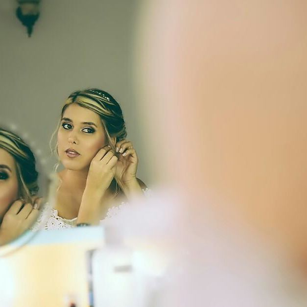 Diana Mora- Makeup & Hair. Foto: Mariage Bodas.