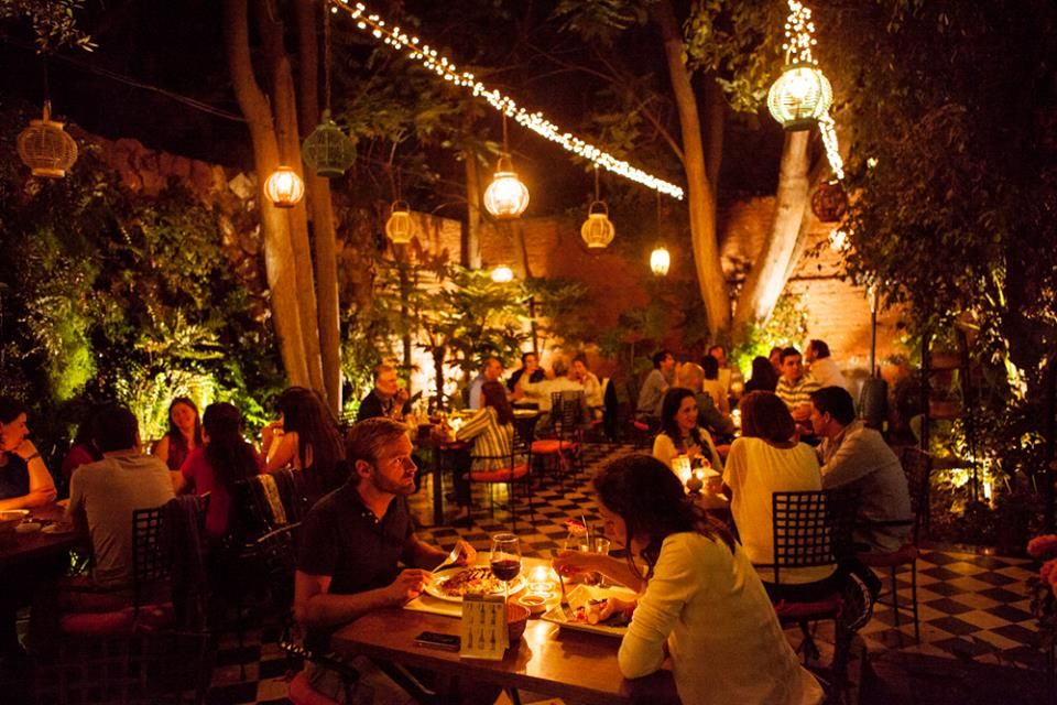 Restaurant CasaLuz, Barrio Italia