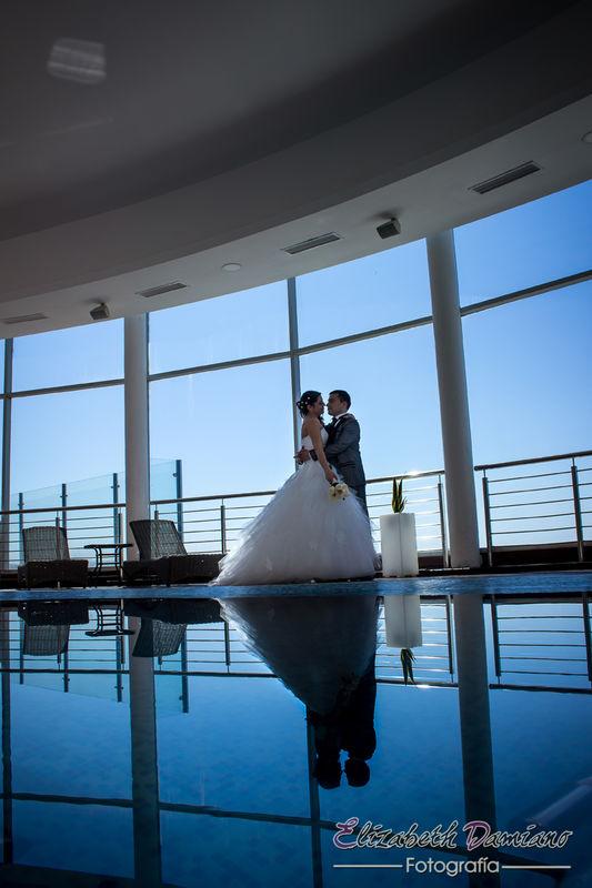 Karen y Fabián - Matrimonio