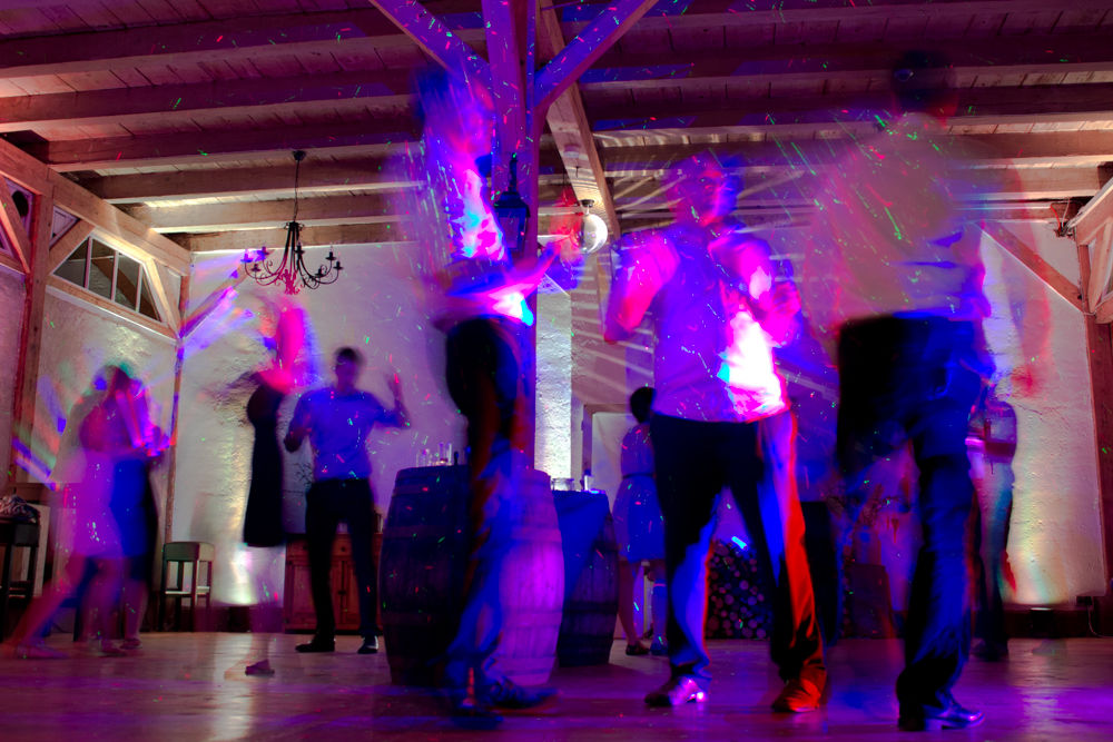 Feiern und Tanzen ohne Sperrstunde!