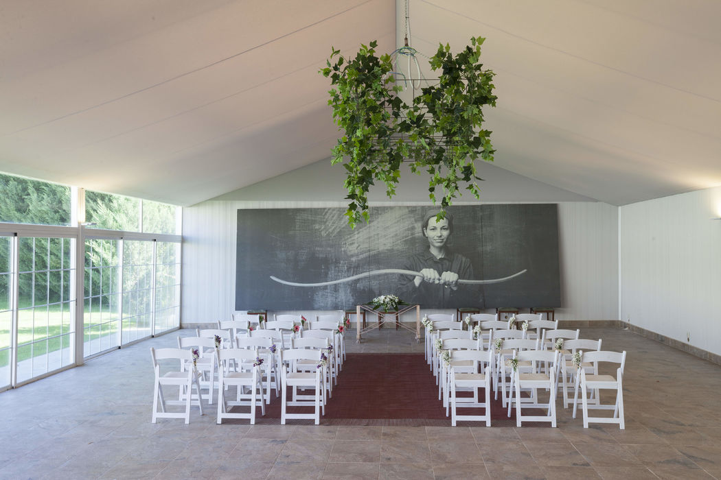 Club Cantoblanco by Catering Wedding Green