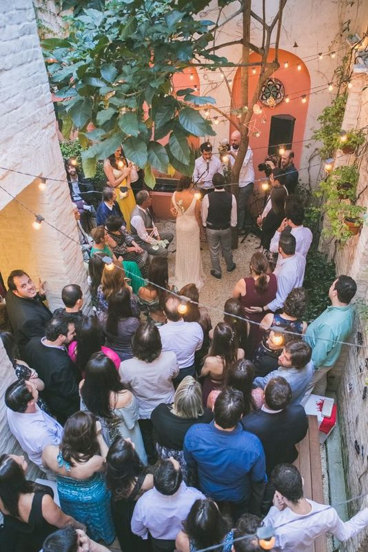 Mini Wedding Fê & Ronaldo Fotografia: Carmen Fernandes