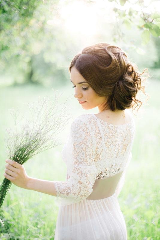 Светлана . В каждом образе невесты есть своя индивидуальность