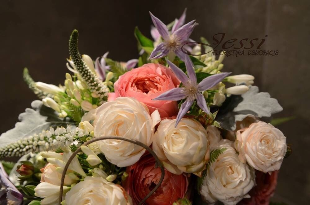 parfum roses bouquet  #englishrose