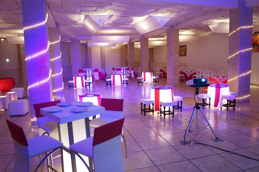 Salon Cerrado Lounge