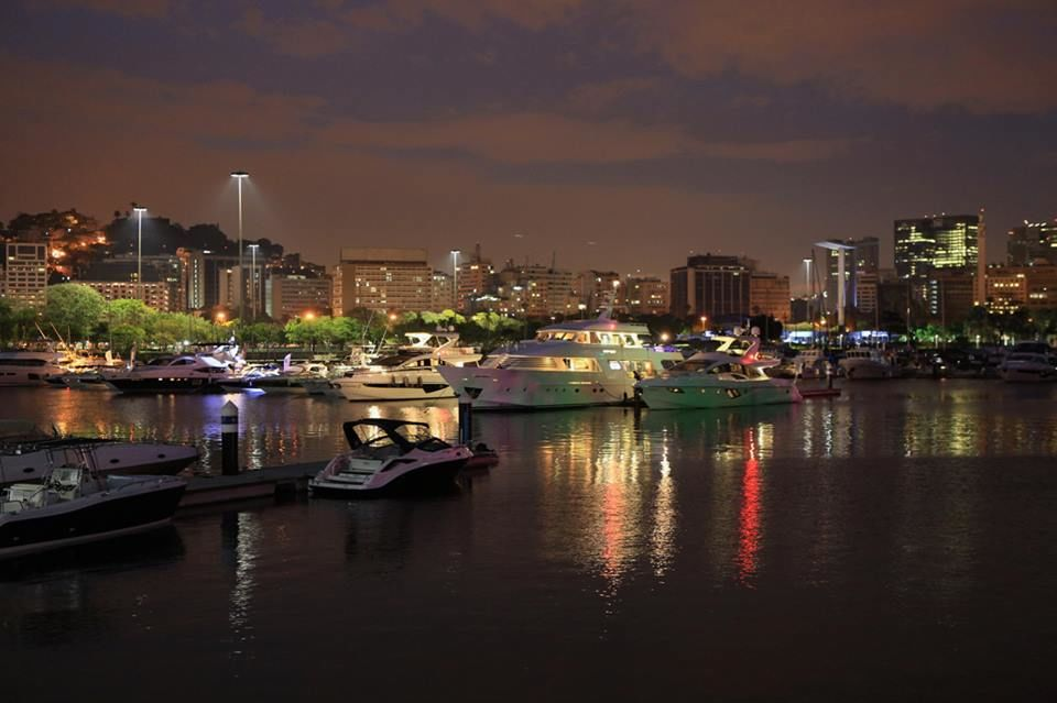 Rio Marina da Glória