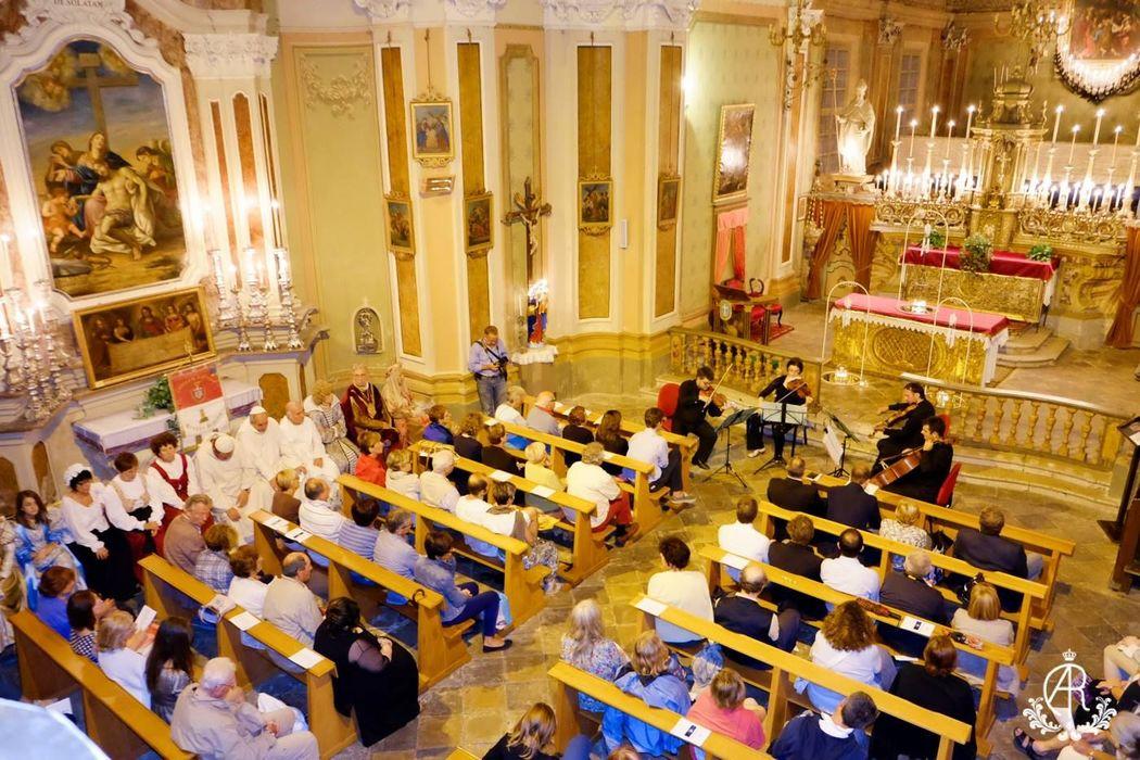 Gli Archimisti: quartetto d'archi per concerti ed eventi in Piemonte