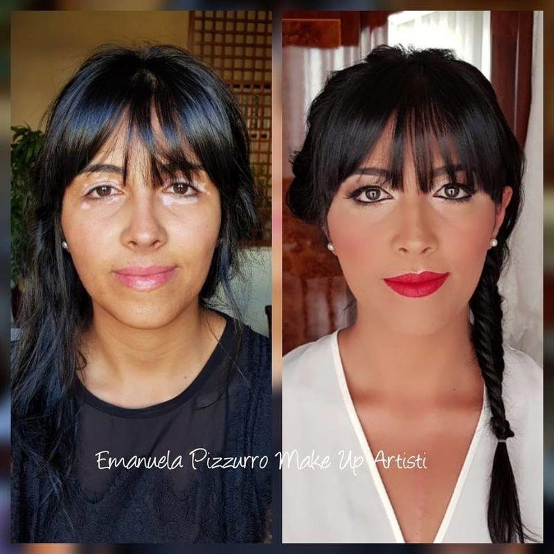 Emanuela Pizzurro Make Up Artist