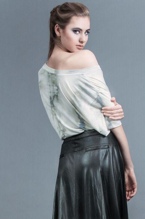 foto Anna Lange modelka Adrianna Grześkowiak projekt ubrań i stylizacja Matusz Prinz