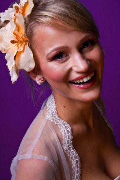 Makijażystka Hanna Kwapisz