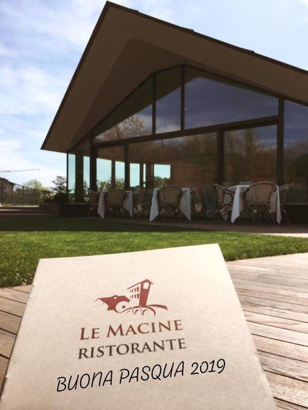 Ristorante e Hotel Le Macine