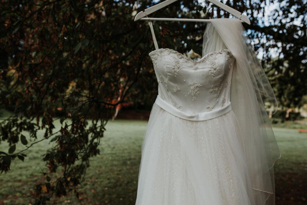 Bruidscouture Isheline