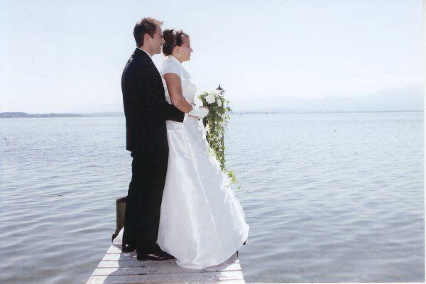 Beispiel: Brautpaar, Foto: Malerwinkel.