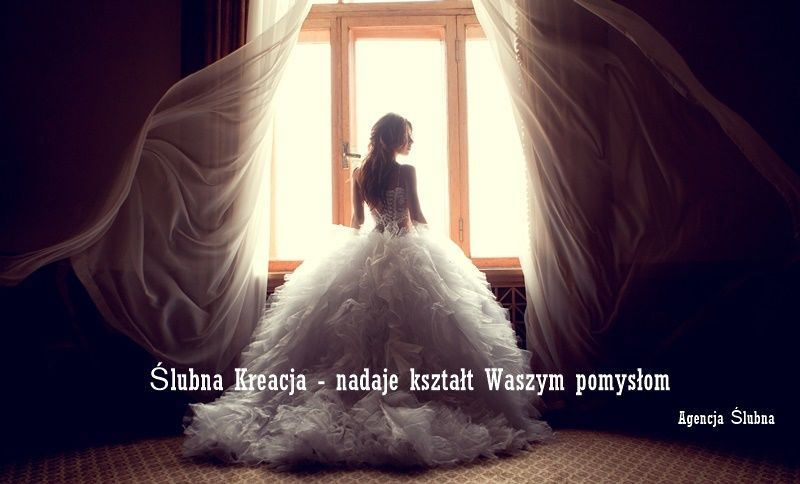 Ślubna Kreacja
