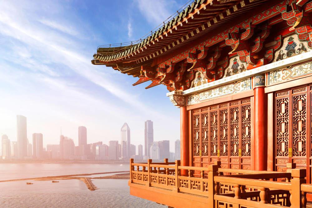 Lunas de Miel en China