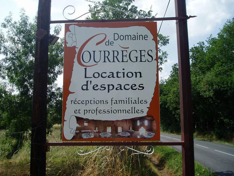 Domaine de Courreges