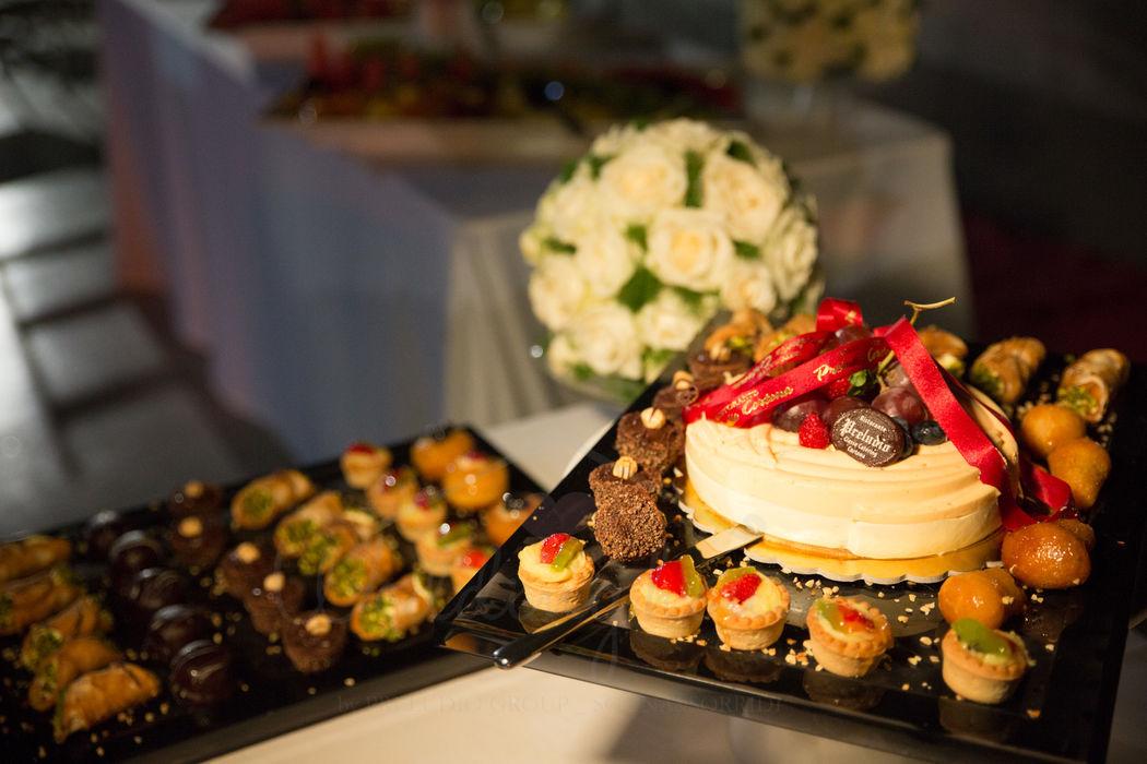 wedding house buffet