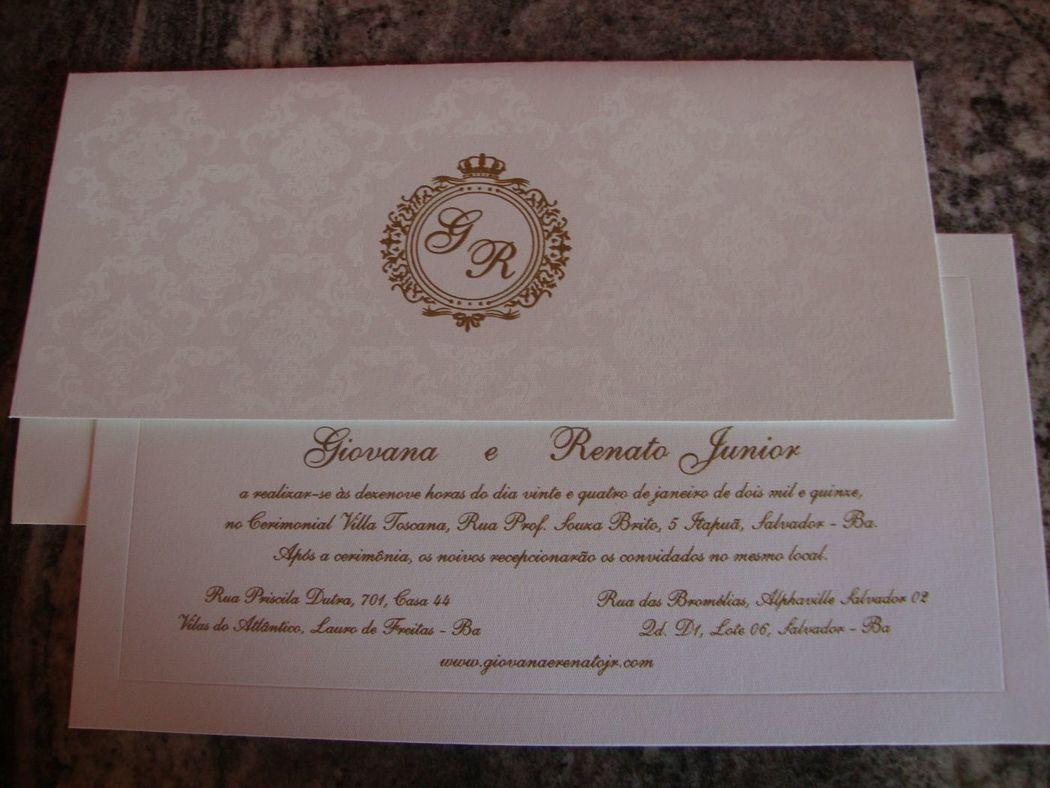 Sainte Convites