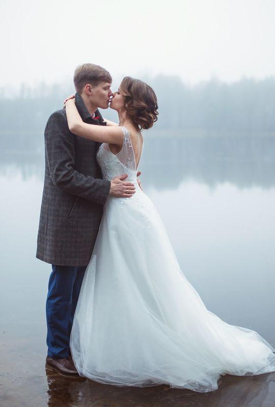 Туманная свадьба Дарьи и Александра