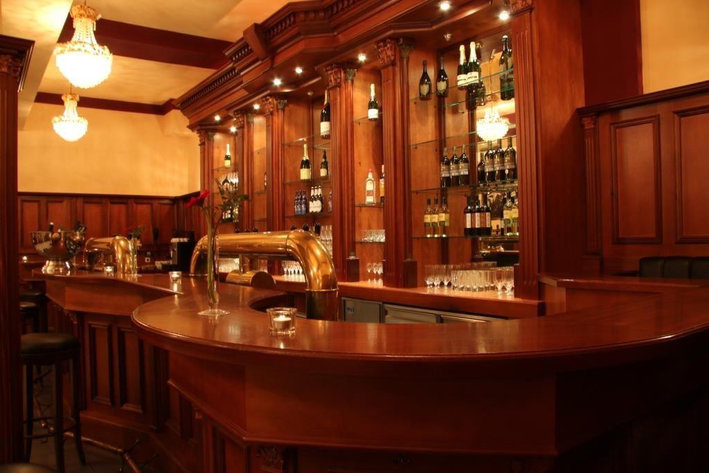 Champagner Bar - Barbereich