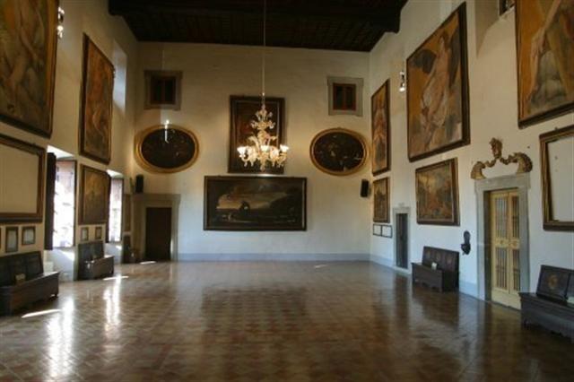 Palazzo Chigi in Ariccia - Sala Maestra