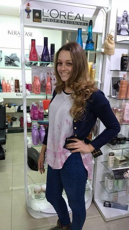 Salón de belleza Mirtha