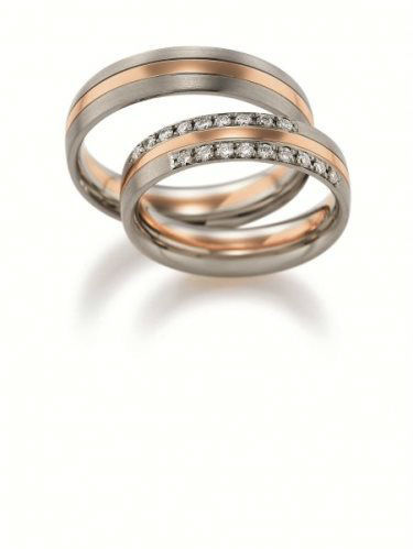 Beispiel: Traumhafte Eheringe, Foto: Juwelier Schönmann.