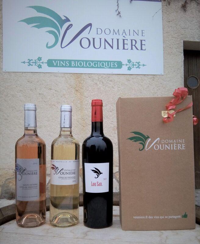 Domaine Vounière