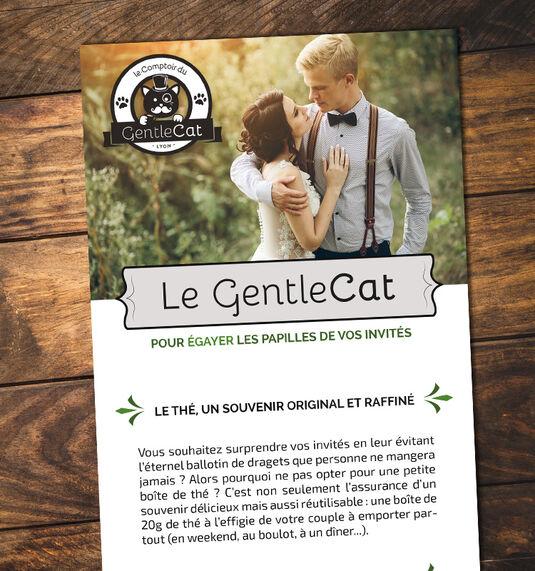 Le GentleCat - Maison de thé lyonnaise