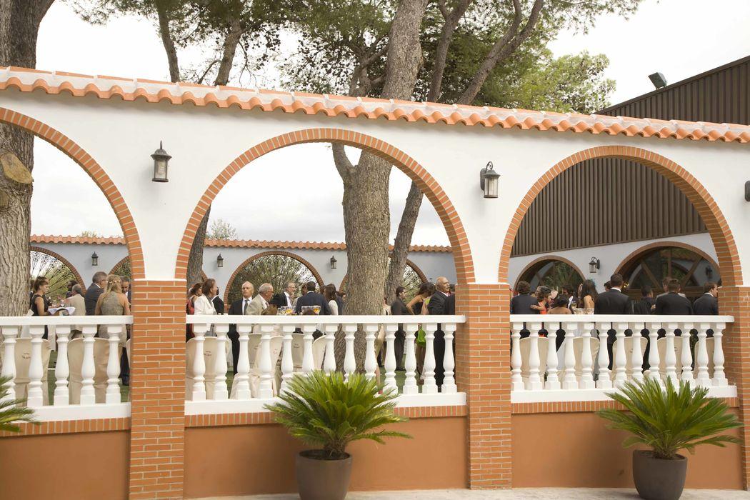 Jardines de Villa Isabel