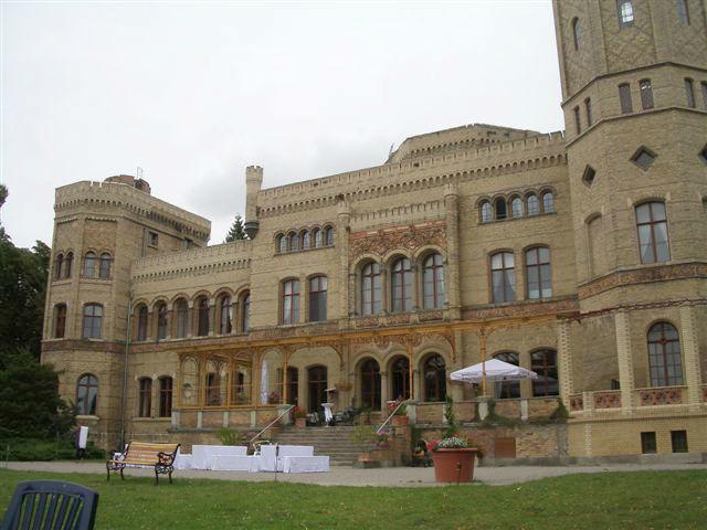Beispiel: Ihre Hochzeitslocation, Foto: Schloss Neetzow.