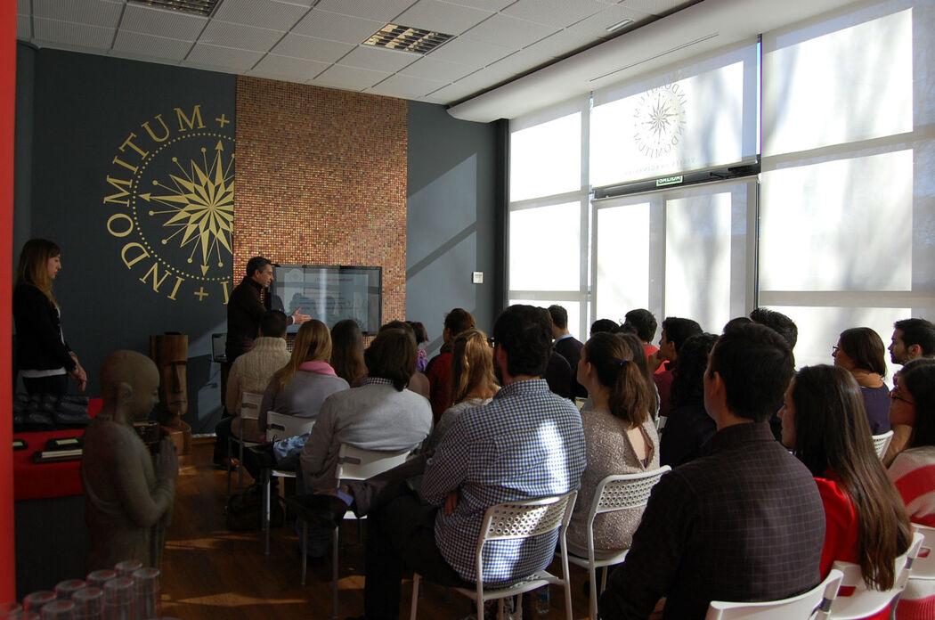 Indomitum Workshop Madrid